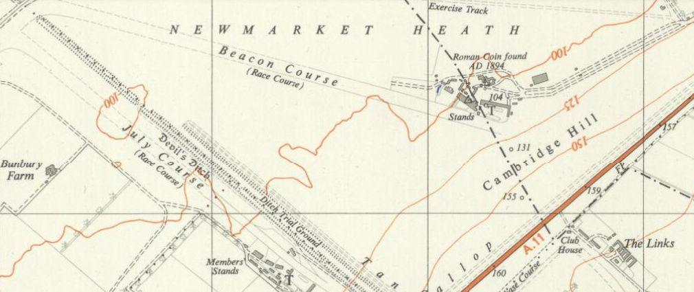 Devil's Dyke Cambridgeshire